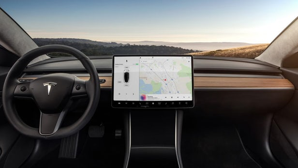 Tesla To Add Netflix And Youtube To In Car Display Tires Parts News
