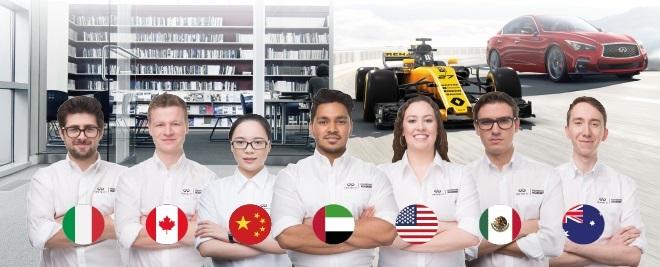 Dubai All Set for Final of Infiniti Engineering Academy
