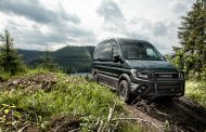 THE WORLD'S MOST VERSATILE HEAVY-DUTY OFF-ROAD 4X4 MINIBUS