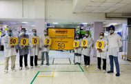 Continental India Celebrates 50Million Wheel Speed Sensors