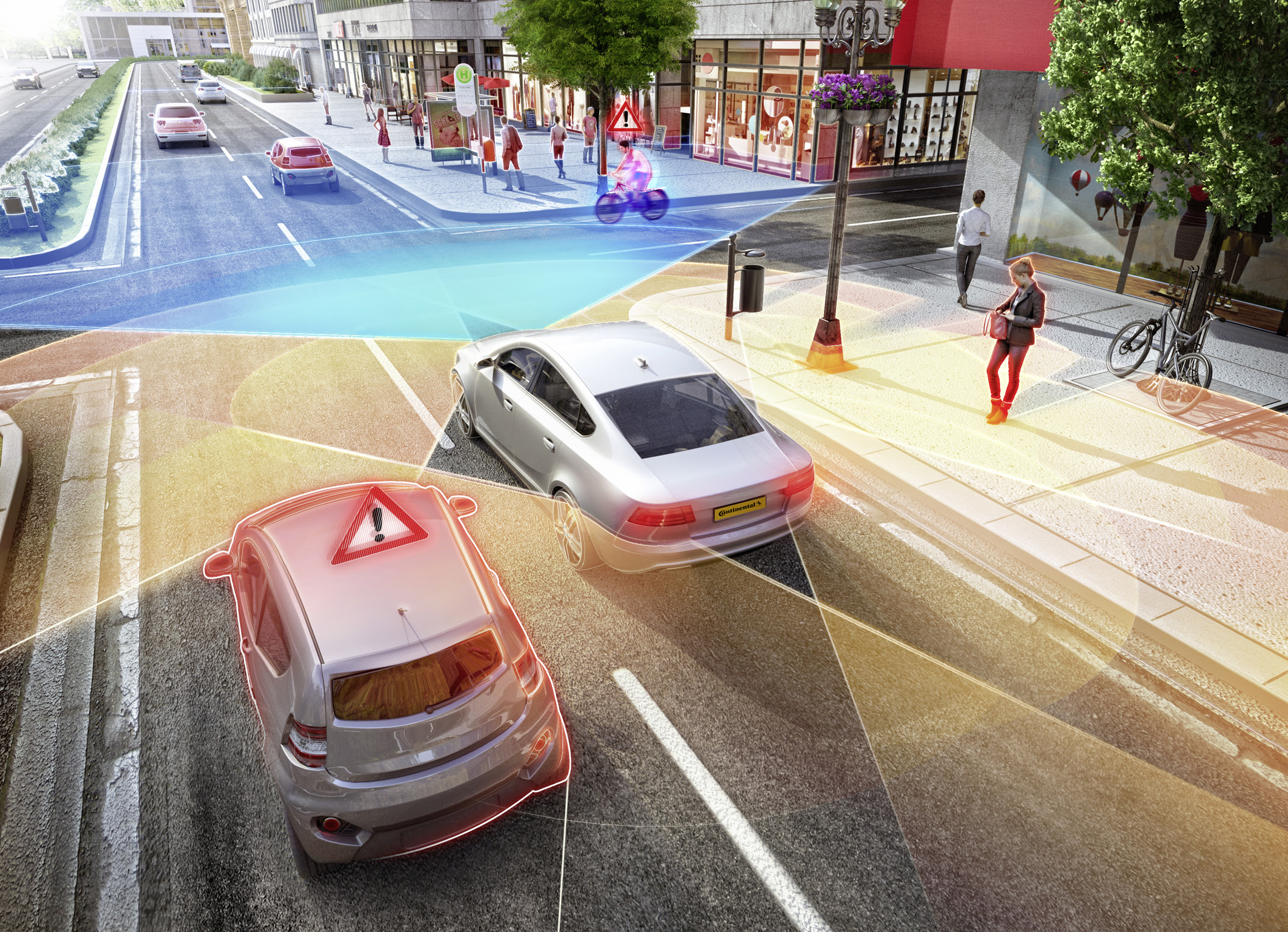 Continental India collaborates with Universities for Research on Automated Driving Technologies