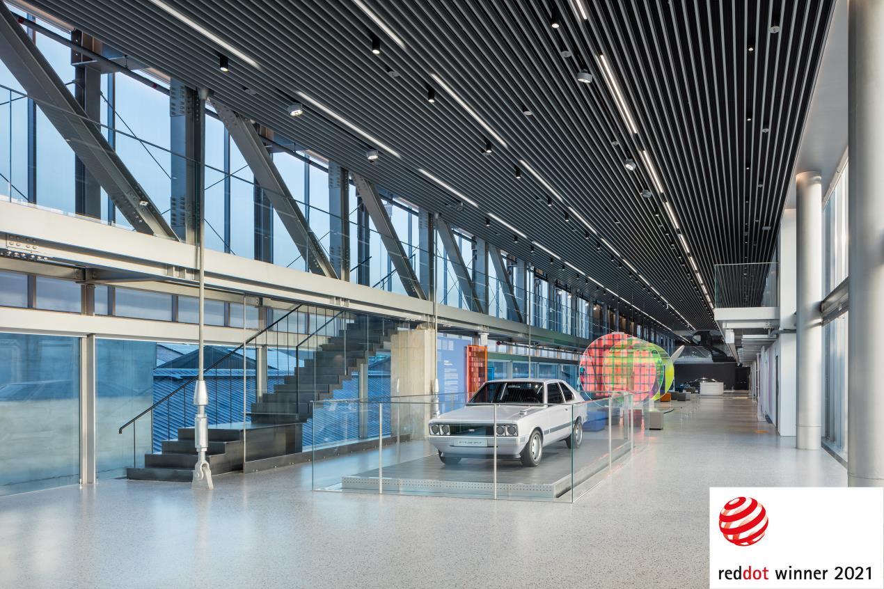 Hyundai Motor Wins 16 Red Dot Awards Brand & Communications Design 2021