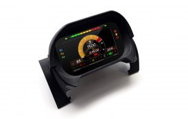 All-new Digital Instrument Pack creates the perfect Lotus track day tool