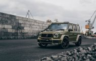 BRABUS 700 IM ARMY-LOOK by FOSTLA.DE
