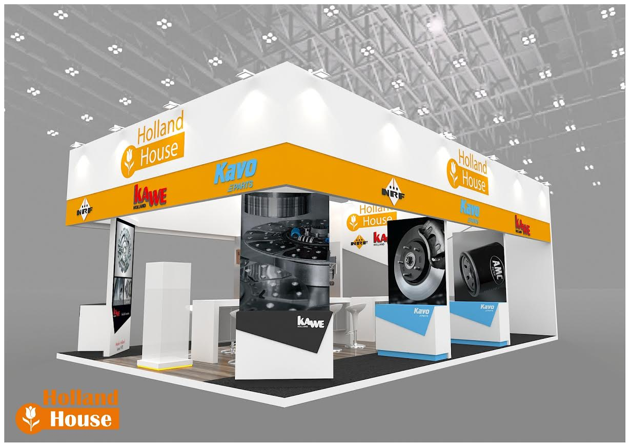 Three Dutch Companies to Join Hands to Participate in Automechanika Dubai