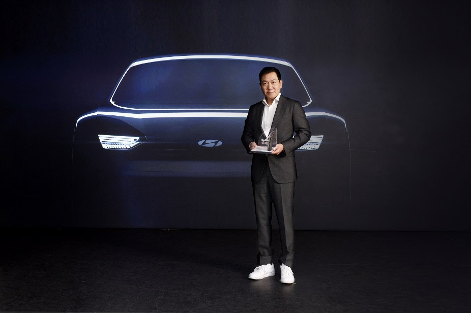 "Hyundai Motor wins 2020 Car Design Award for ""Prophecy"" Concept EV"