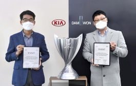 KIA SPONSORS 2020 LEAGUE OF LEGENDS WORLD CHAMPIONS DAMWON GAMING