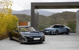 2022 Audi e-tron GT to arrive with available premium electrified ecosystem, including three years of complimentary DC fast charging