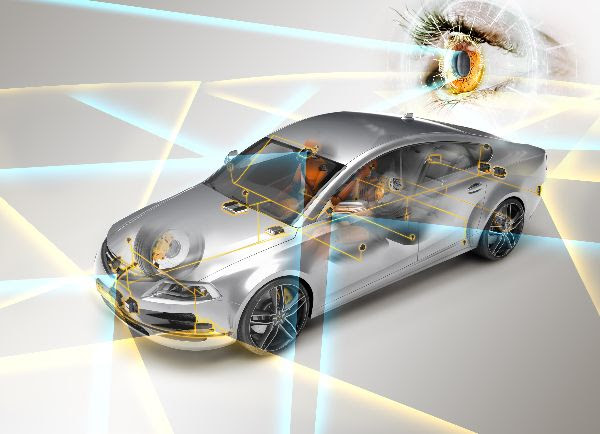 Continental Develops New Functions For Comprehensive Occupant Protection