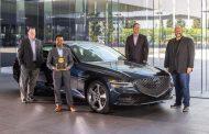 GENESIS G80 NAMED BEST UPPER MIDSIZE PREMIUM CAR IN J.D. POWER 2021 INITIAL QUALITY STUDY