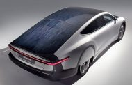 Bridgestone and Lightyear combine forces for the world's first long-range solar electric powered car