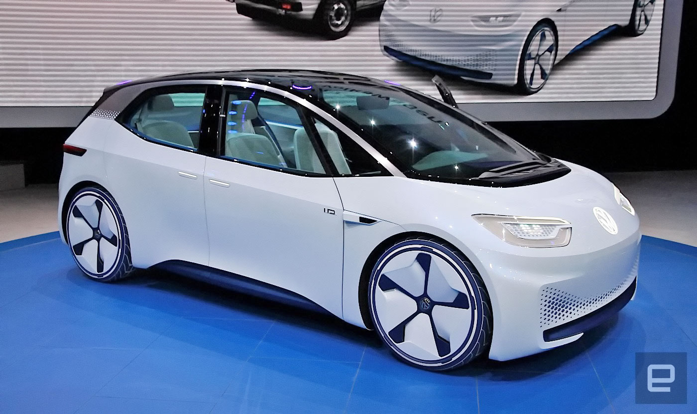 VW Says Next Generation of Models will be Last to have Combustion Engines