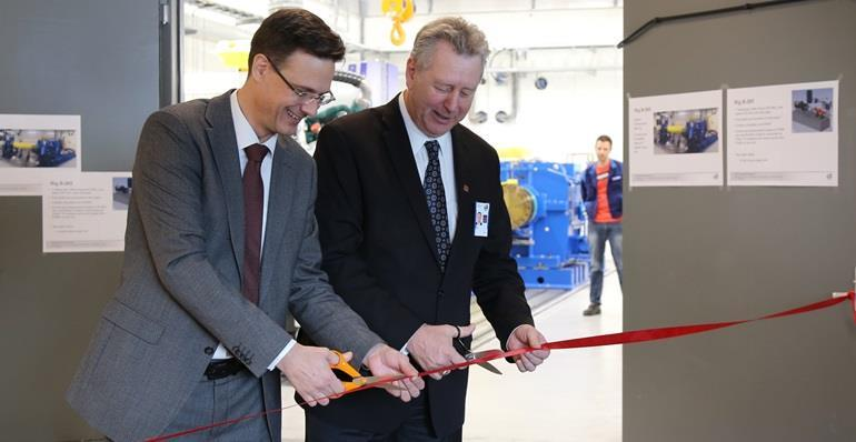 Volvo Sets up New Driveline Testing Facility