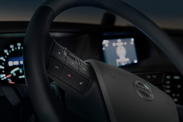 Volvo Uses Car Technology to Make Trucks Safer