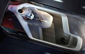 Volvo Redesigns Seatbelt for Self-driving Car