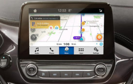 Ford Integrates Waze Navigation App in Sync 3
