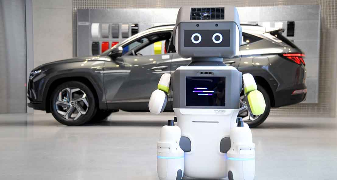 Robotics to play key part in hyundai motor's journey to create a better tomorrow
